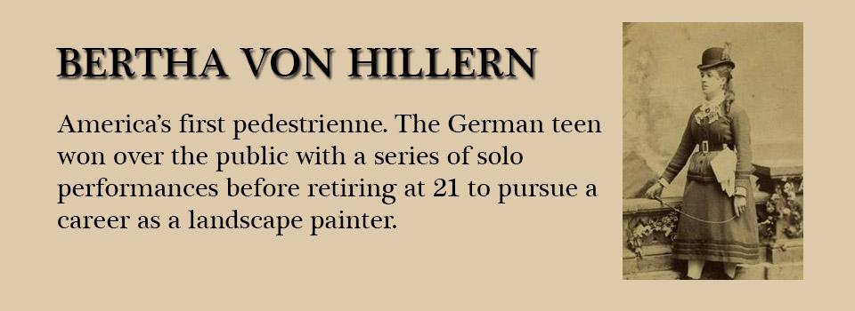 Pedestrienne-Hillern